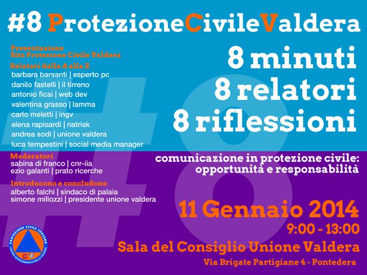 Comunicazione in Protezione Civile: opportunità e responsabilità