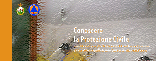 Conoscere la Protezione Civile